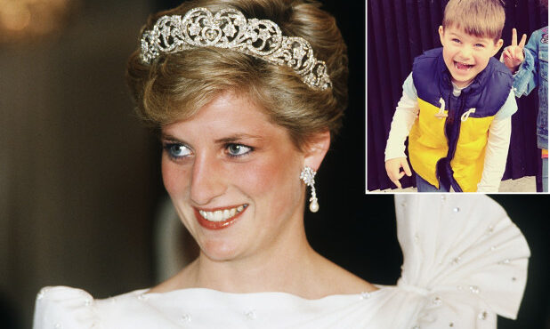 Has Princess Di Been Reincarnated?