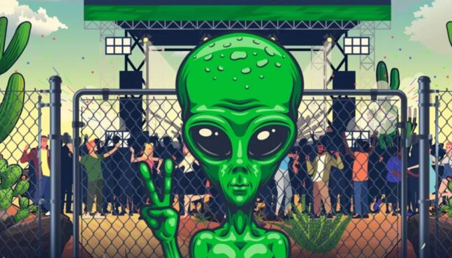 Alienstock Coming Soon To Area 51?
