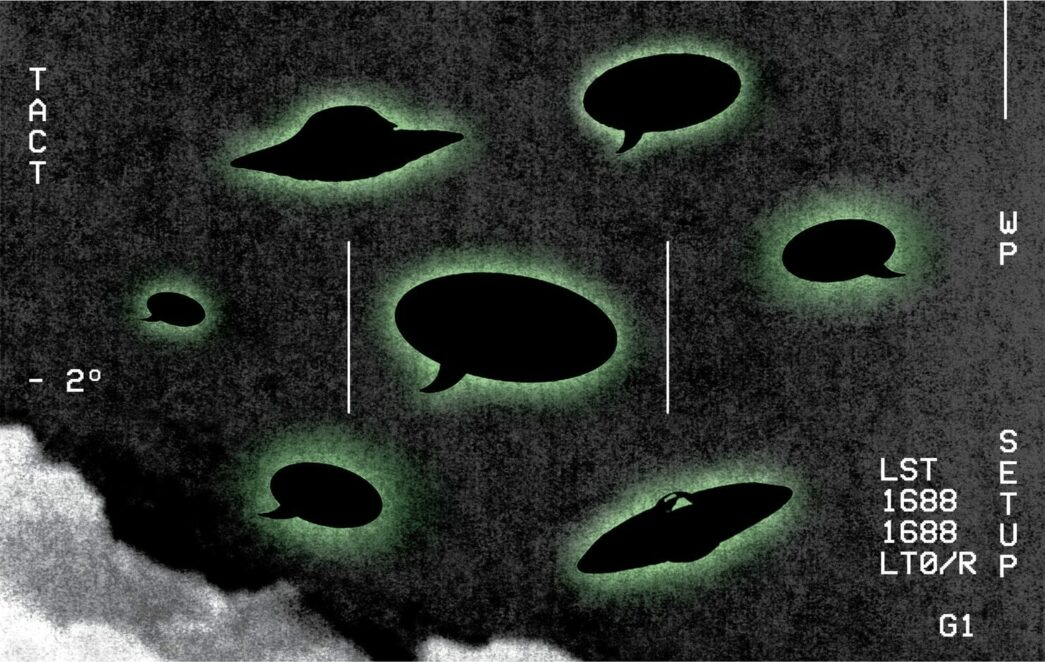 Thumbnail for the post titled: Former Top DOD Official Says UFO's Are a Real Threat