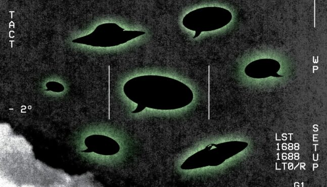 Former Top DOD Official Says UFO's Are a Real Threat