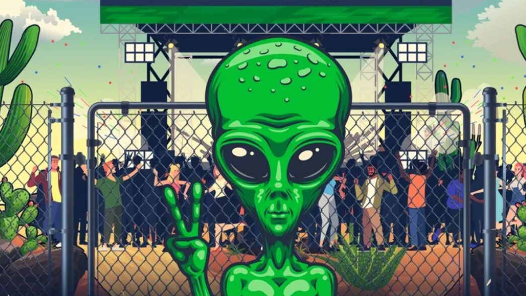 Thumbnail for the post titled: Alien Stock Festival Cancelled Amidst Objections From Locals