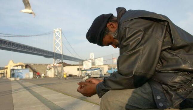 California Hosts Half The Nation's Homeless
