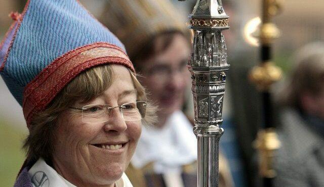 Sweden's Lesbian Pro Islam Bishop