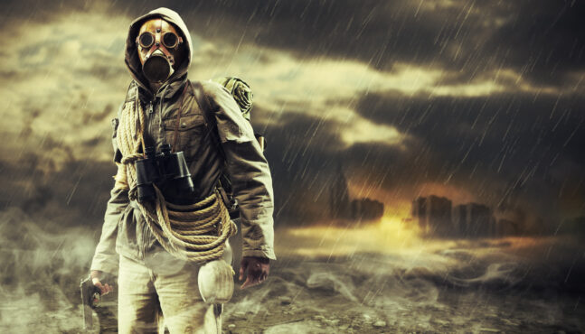 """Doomsday Preppers"" Prepare for the Inevitable"