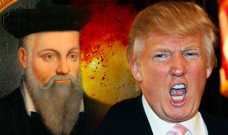Thumbnail for the post titled: Nostradamus Predicts Second Term for Trump – But Is It All Good News?