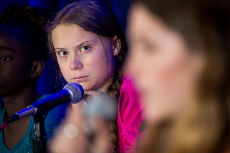 Thumbnail for the post titled: Is Greta Thunberg Mentally Ill?