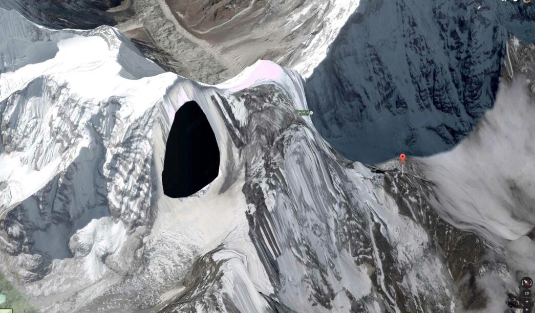 """Thumbnail for the post titled: """"Alien"""" Structures in the Antarctic Disappear From Prying Eyes"""
