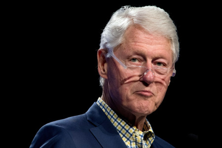 Man Says Family Sex-Trafficked Him To Bill Clinton