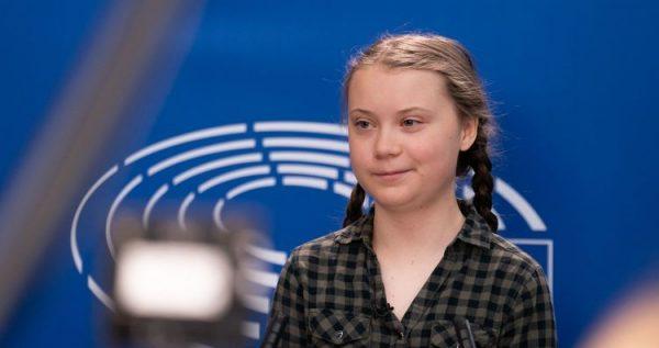 Is Greta Thunberg an Alien?
