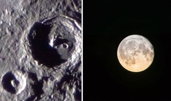 Thumbnail for the post titled: NASA Hides Evidence of Alien Bases on the Moon