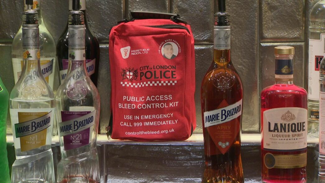 Thumbnail for the post titled: Knife Attacks On The Rise – London Police Issue Bleed Control Kits To Bars