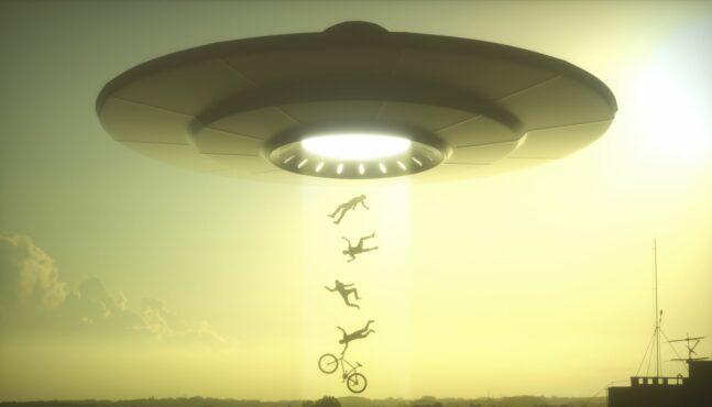 Credible UFO Sightings Peaked in 2019