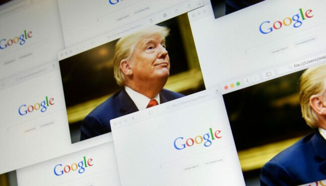Over 300 Trump Ads Taken Down by Google and YouTube