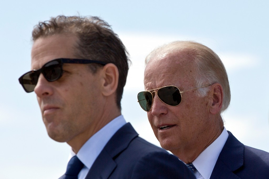 Thumbnail for the post titled: Smokescreen Impeachment Designed to Distract From Ukraine/Biden Corruption