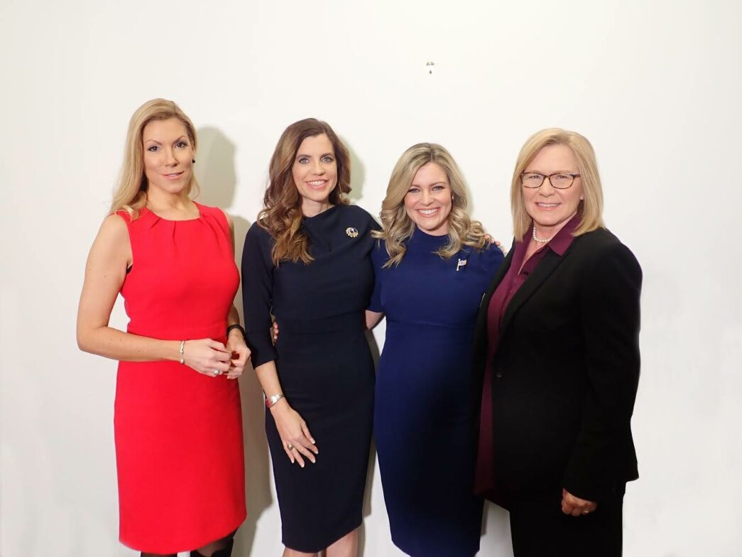 Thumbnail for the post titled: Four Conservative Females Form Their Own Squad Targeting Socialism