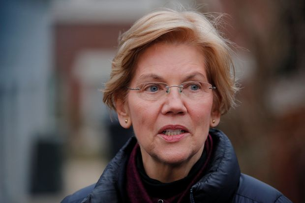 Thumbnail for the post titled: No One Seems to Trust Elizabeth Warren Anymore