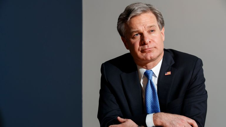 Thumbnail for the post titled: Is It Time For FBI Director Wray To Go?