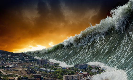 """Thumbnail for the post titled: Was """"Tidal Wave Bomb"""" Developed During World War II?"""