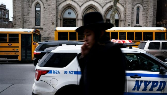 Numerous Anti-Semitic Attacks in New York City