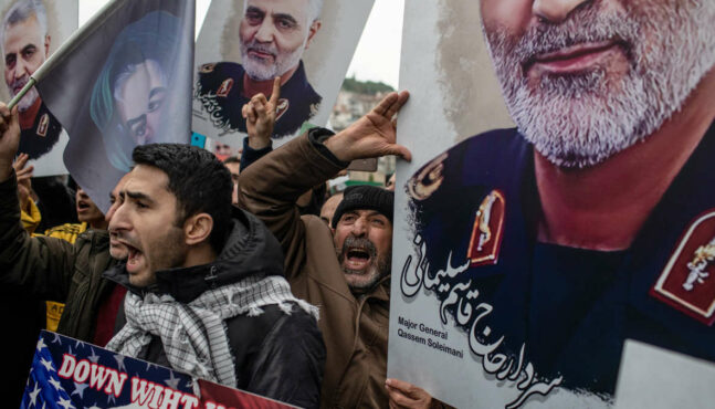 Liberals Cringe, Grovel and Apologize for U.S. Taking Out Iranian General