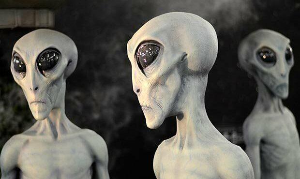 British Astronaut: Aliens Exist