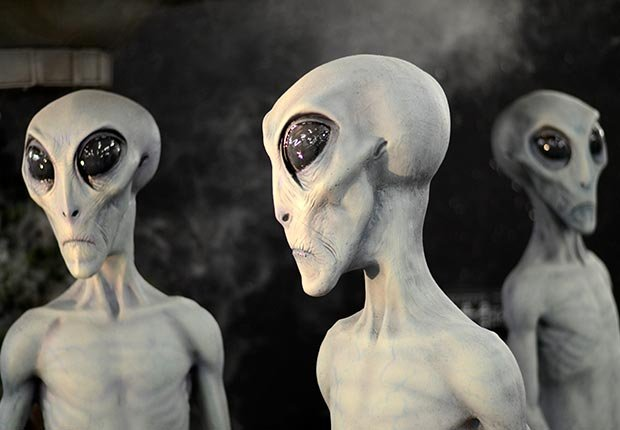 Thumbnail for the post titled: British Astronaut: Aliens Exist