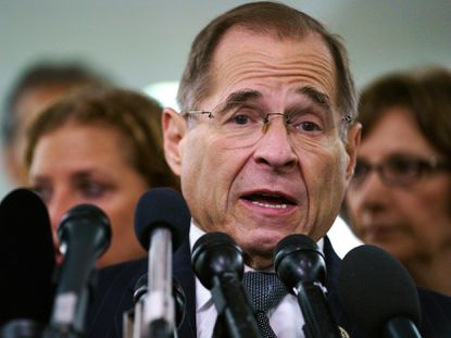 Thumbnail for the post titled: White House Counsel Eviscerates Portly Jerry Nadler