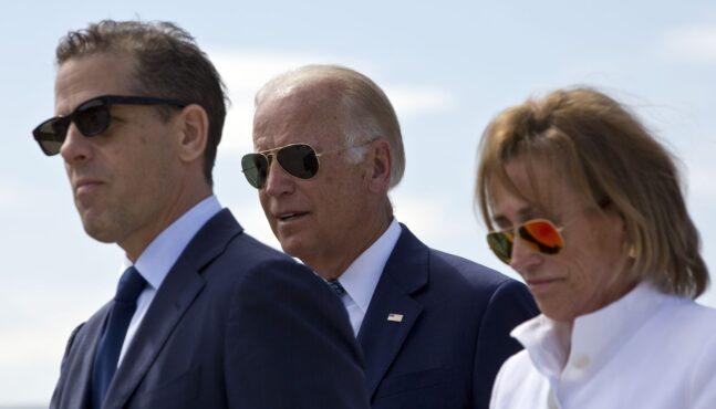 "Joe Biden Defends Hunter as an ""Honorable Guy"""