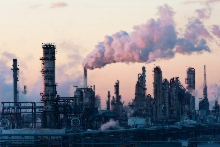 Thumbnail for the post titled: Oil Refineries Spew Cancer Causing Chemicals