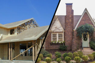Buying a New House vs. an Old House: Pros and Cons