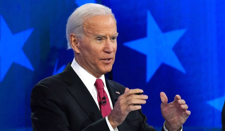Thumbnail for the post titled: GOP Senator Warns: A President Biden would be impeached on Ukraine