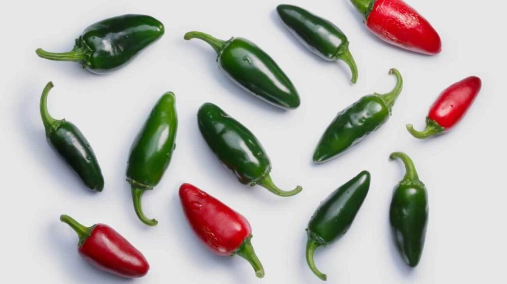 Thumbnail for the post titled: The Surprising Health Benefits of Jalapenos