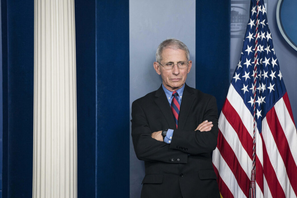 Thumbnail for the post titled: Anthony Fauci Warns We Could See a Coronavirus Round 2!