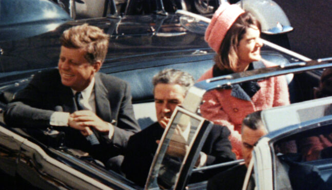 Memo Reveals Link to Kennedy Assassination and Secret Alien Space Wars!