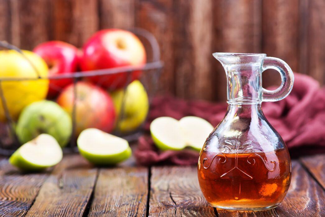 Thumbnail for the post titled: Shocking Health Benefits of Apple Cider Vinegar