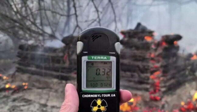 Chernobyl: US Forest Service helps reduce wildfire risk in contaminated zone