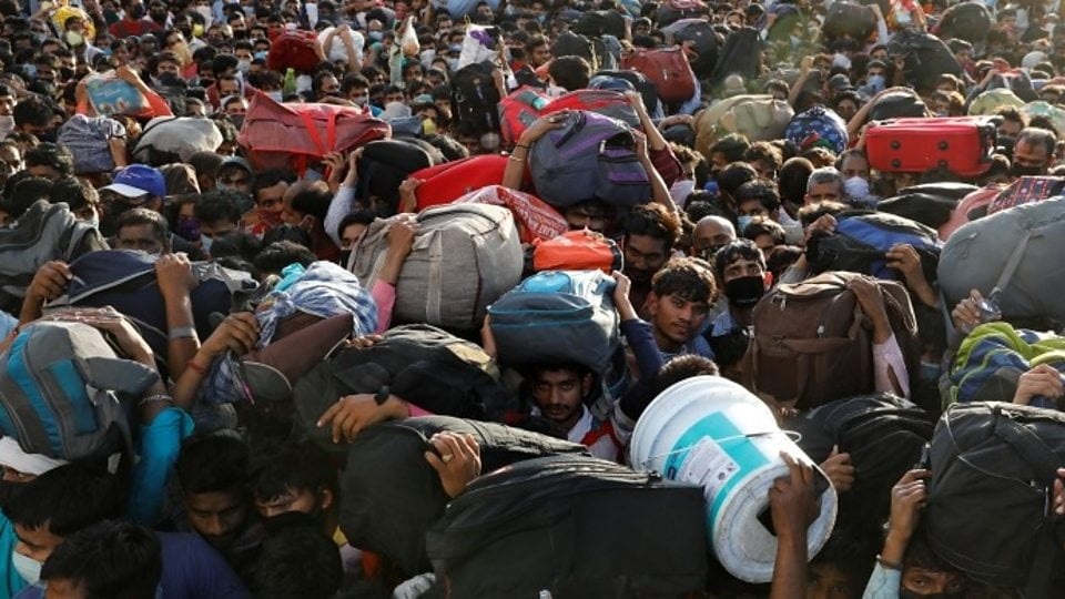 Thumbnail for the post titled: Civil Unrest Could Trigger Mass Migration in Post-Pandemic World