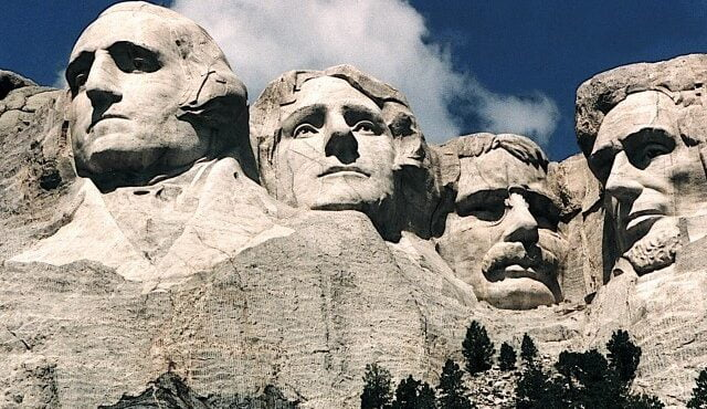 Mount Rushmore Doomed?