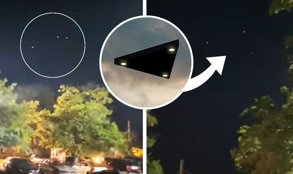 The Mystery of 'Black Triangle' UFOs
