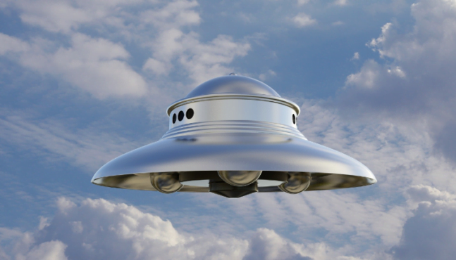 California and Florida Lead the US in UFO Sightings!