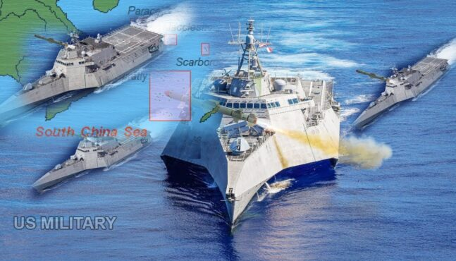 Dangerous New Chinese Destroyers Target US Warships in South China Sea
