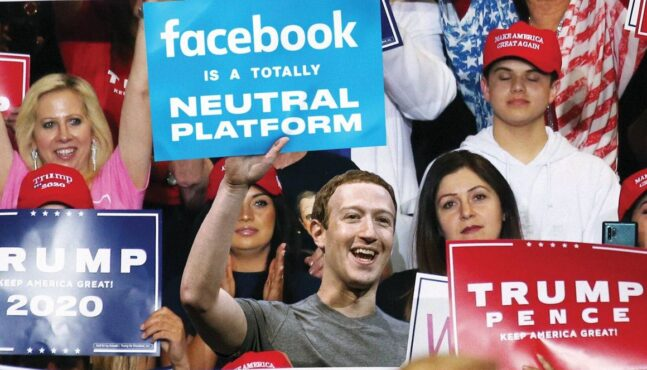 Facebook Needs Trump Even More Than Trump Needs Facebook