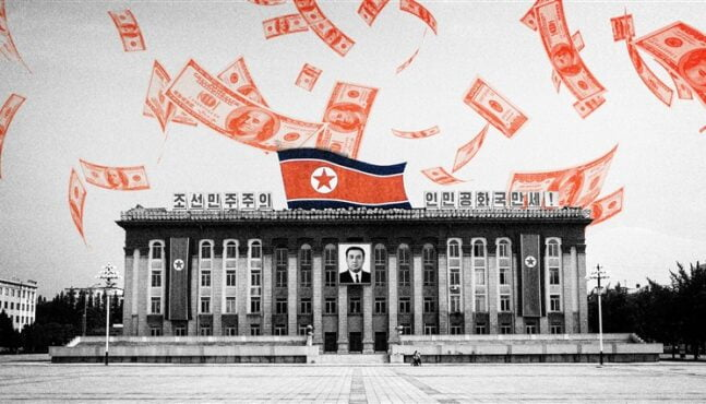Secret Documents: North Korea Laundering Money Through U.S. Banks