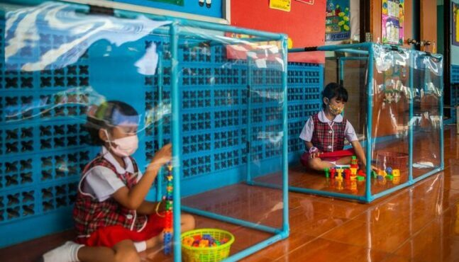 Health Nazi Nursery In Thailand Imprisons Kids
