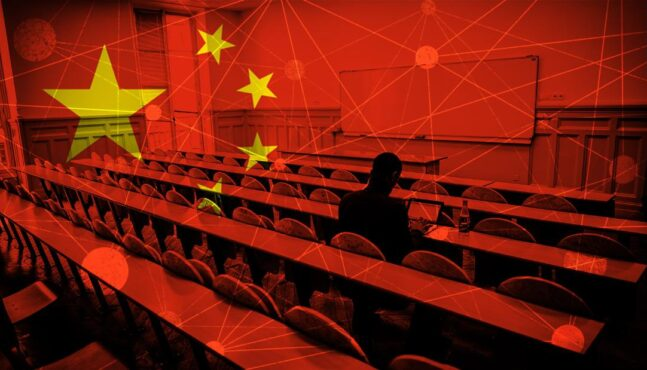 China Exploits Students To Steal American Tech, New Report Says