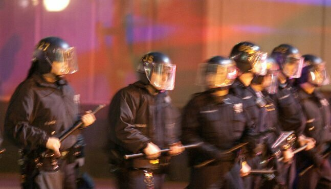 Americans Brace Themselves for Inevitable Post-Election Violence