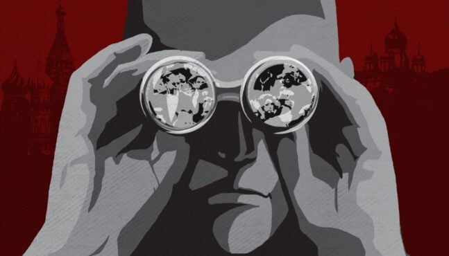 """Russia Claims Communist """"Superspy"""" Stole from the White House for 30 Years"""
