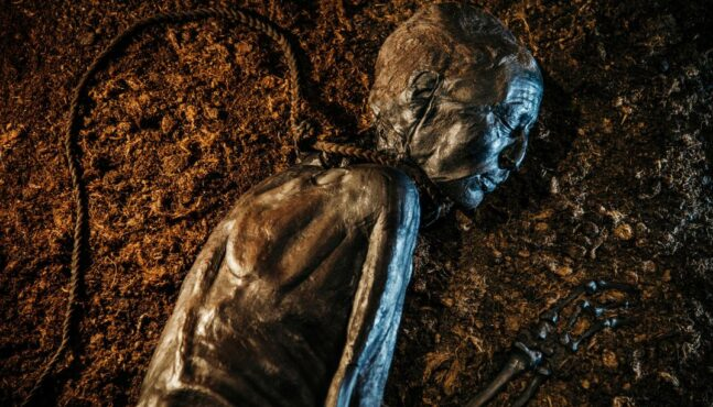 The Bog Bodies – Why do so many show signs of violent death?
