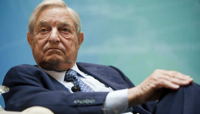 George Soros Buys Biden's Transition Team
