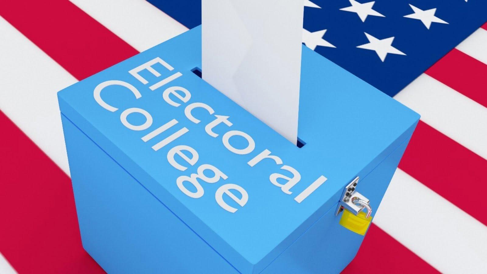 Electoral College Ballot Box